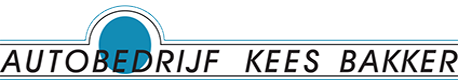 Autobedrijf Kees Bakker Lisse Mobile Retina Logo
